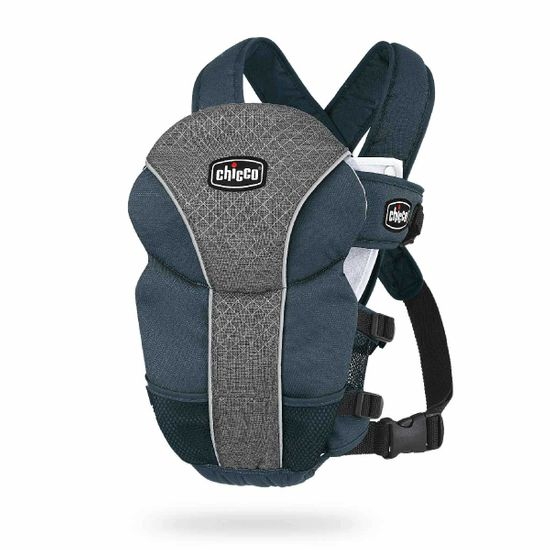 Нагрудная сумка Chicco Ultrasoft, арт. 67590, цвет Бирюзовый
