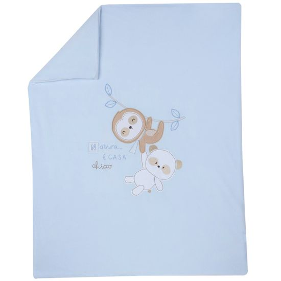 Плед Chicco Amigos koala, арт. 090.05182.021, цвет Голубой