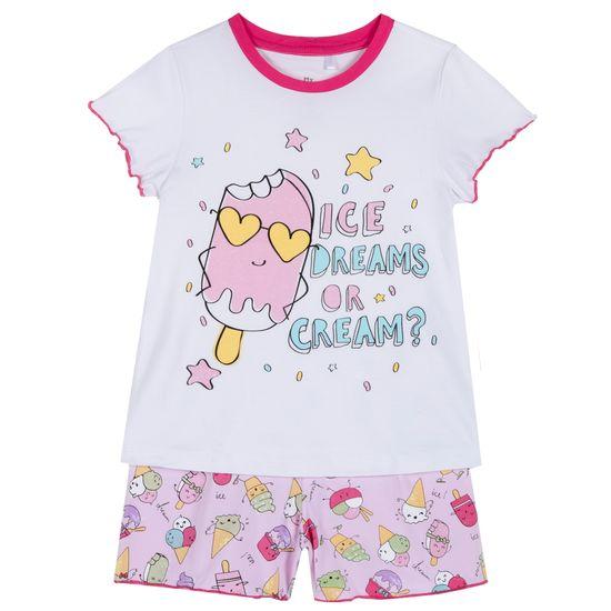 Пижама Chicco Ice dreams, арт. 090.35344.033, цвет Розовый