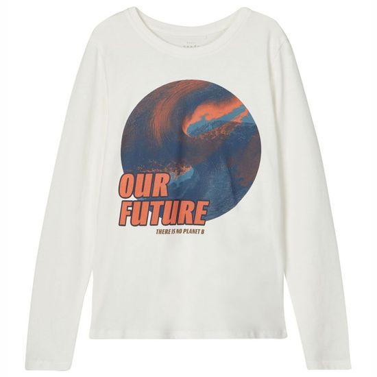 Реглан Name it Future, арт. 211.13186818.SWHI, цвет Белый