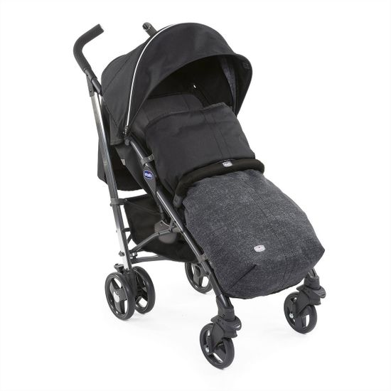 Прогулочная коляска Chicco Lite Way 3 Top Special Edition Intrigue, арт. 79599.03, цвет Серый