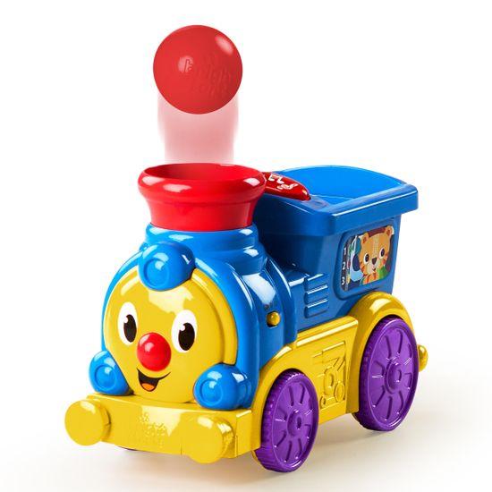 "Игрушка музыкальная Bright Starts ""Roll & Pop Train"", арт. 10308"