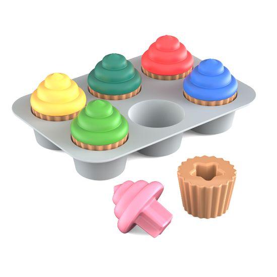 "Игрушка-сортер Bright Starts ""Sort & Sweet Cupcakes"", арт. 12499"