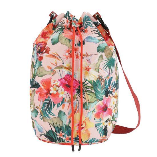 Рюкзак Molo Nedo Hawaiian Flowers, арт. 7S21Y401.6208, цвет Оранжевый