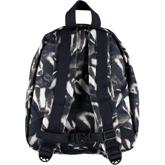Рюкзак Molo Backpack Badgers, арт. 7W18V202.4751, цвет Черный