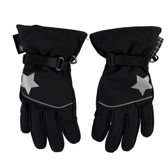 Термоперчатки Molo Mack Active Black, арт. 7NOSS209.0099, цвет Черный