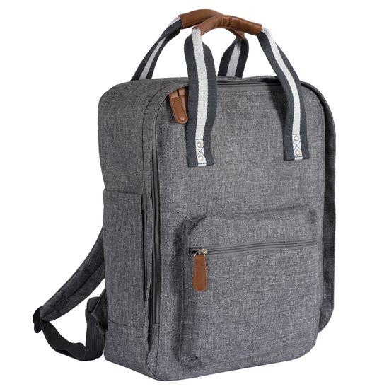 Сумка-рюкзак для мам Chicco Grey Melange, арт. 090.46274.095, цвет Серый
