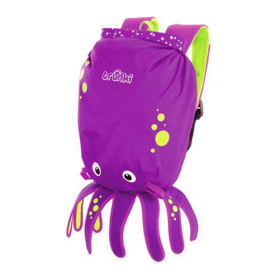 """Дитячий рюкзак Trunki """"Octopus"""", арт. 0114-GB01, цвет Фиолетовый"""