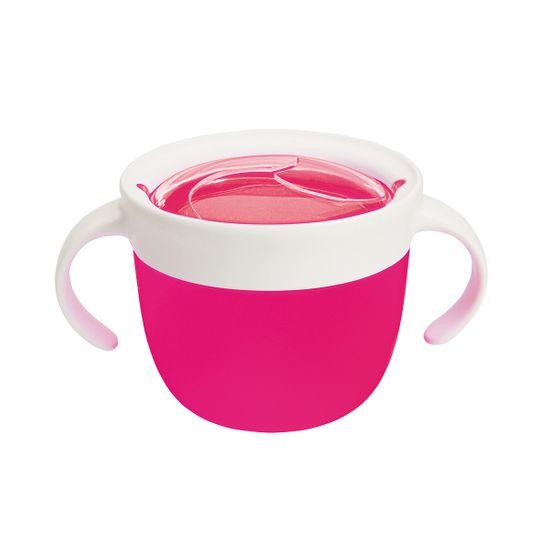 """Контейнер для печенья Munchkin """"Click Lock"""", арт. 011401, цвет Розовый"""