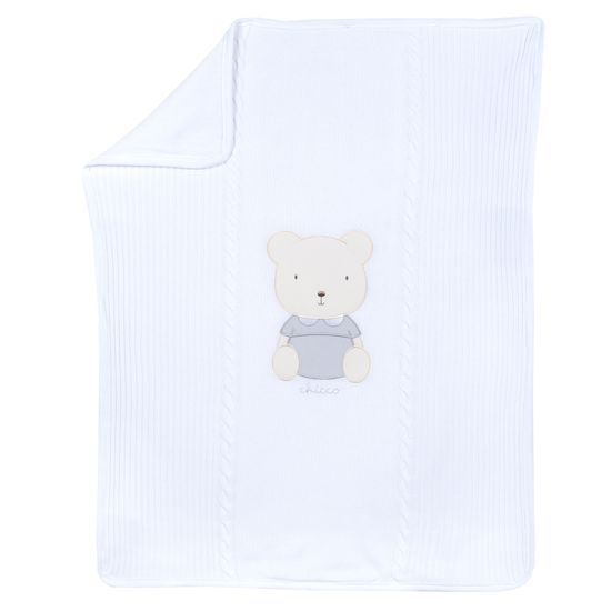 Плед Chicco Embrace , арт. 090.05159.033, цвет Белый