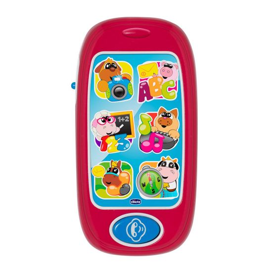 "Игрушка двуязычная Chicco ""ABC Animal Smartphone"", арт. 07853"