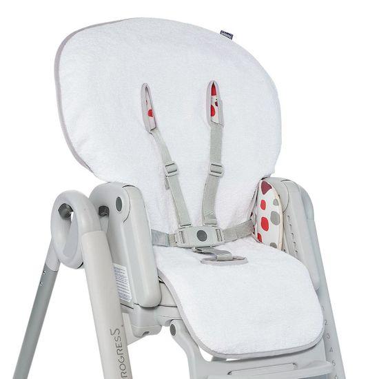 Чехол махровый Chicco Polly на стульчик для кормления, арт. 79884.10