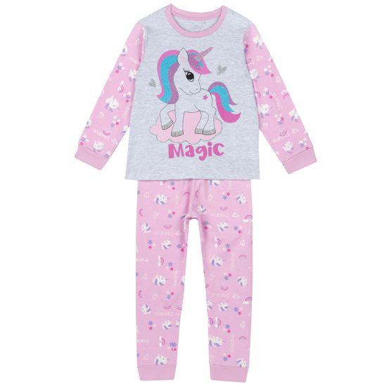 Пижама Chicco Fairy unicorn, арт. 090.31372.011, цвет Розовый