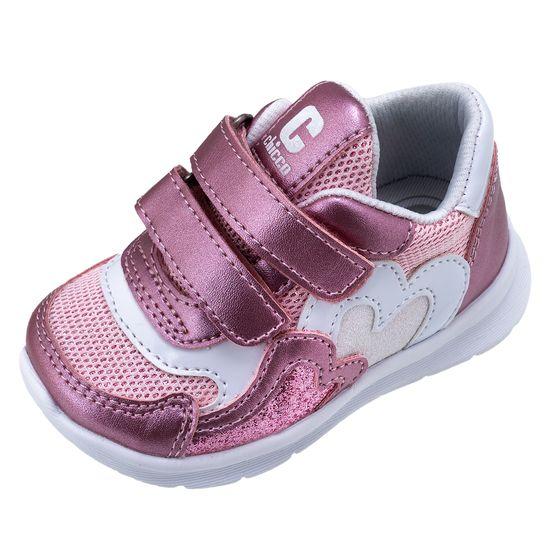 Кроссовки Chicco Gildina pink, арт. 010.65680.100, цвет Розовый