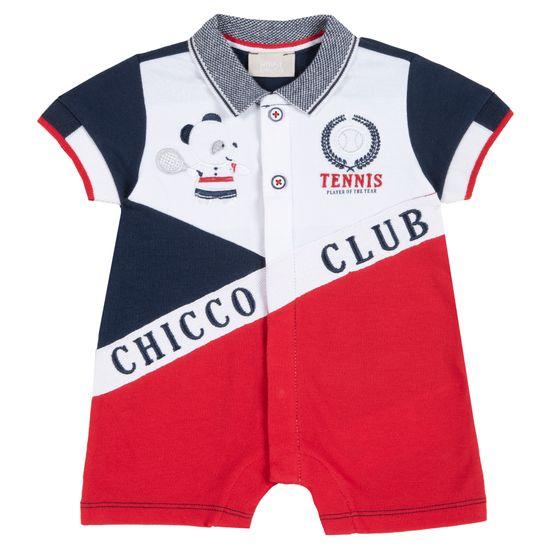 Полукомбинезон Chicco Tennis club, арт. 090.50862.085, цвет Красный