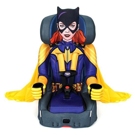 Автокресло KidsEmbrace DC Comics Batgirl, группа 1/2/3, арт. 3001BTGUKR, цвет Синий
