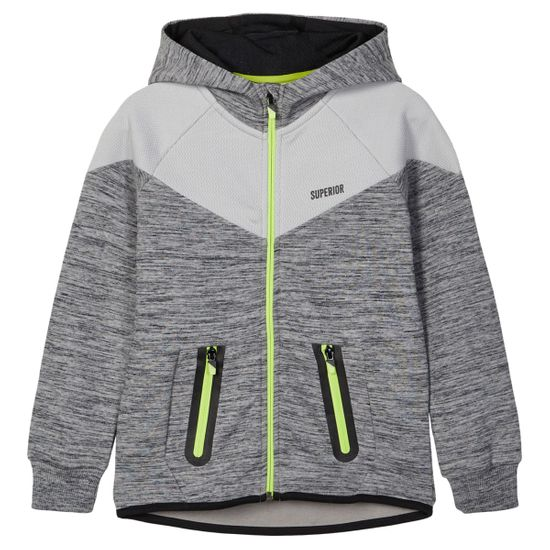 Куртка Name it Superior, арт. 203.13179763.GMEL, цвет Серый
