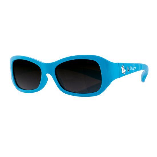 Очки солнцезащитные Chicco Ocean, 12 m+, арт. 09802.10, цвет Голубой