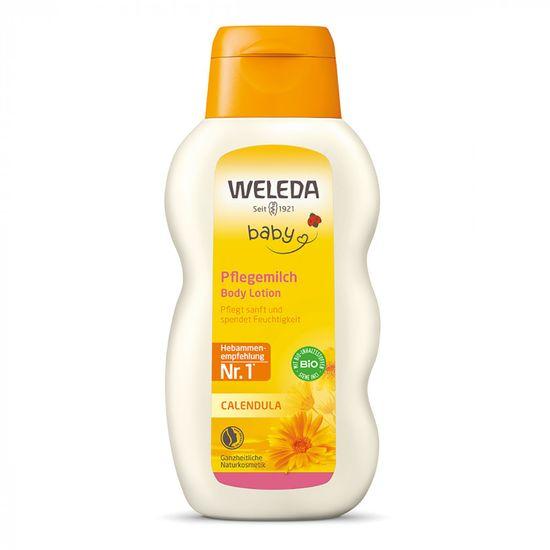 Молочко для тела Weleda с календулой, 200 мл, арт. 007526DE
