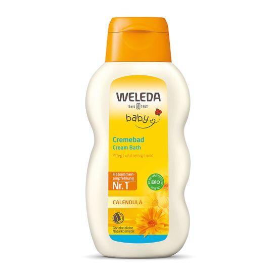 Молочко для купания Weleda с календулой, 200 мл, арт. 007530DE