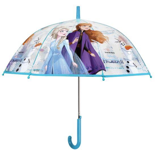 Зонтик Perletti Frozen, автомат., арт. 50245, цвет Голубой