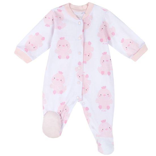 Комбинезон Chicco Little chickens pink, арт. 090.02120.016, цвет Розовый