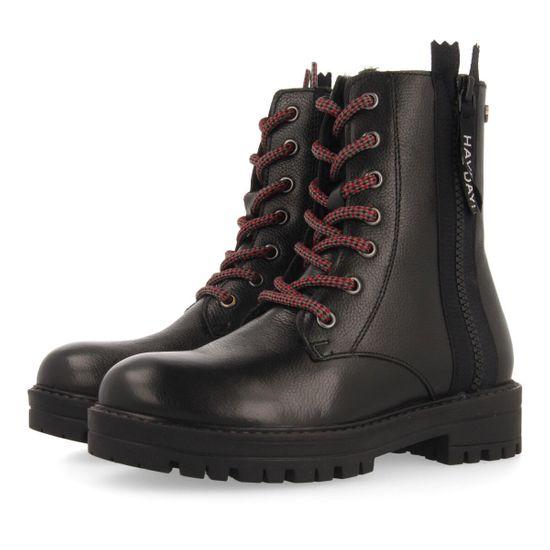Ботинки Gioseppo Askoy, арт. 213.64380.Blac, цвет Черный
