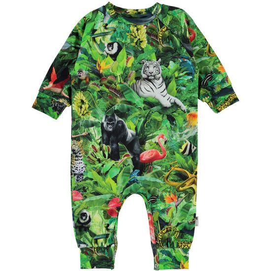 Комбинезон Molo Fairfax Fantasy Jungle, арт. 3S21B508.6242, цвет Зеленый