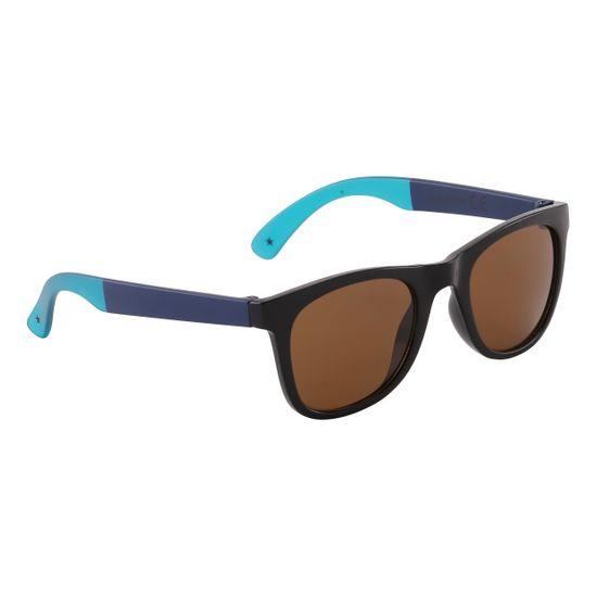 Очки солнцезащитные Molo Smile Very Black, арт. 7S20T508.2673, цвет Синий