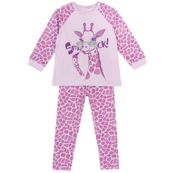 Пижама Chicco Glamorous giraffe, арт. 090.31351.016, цвет Розовый