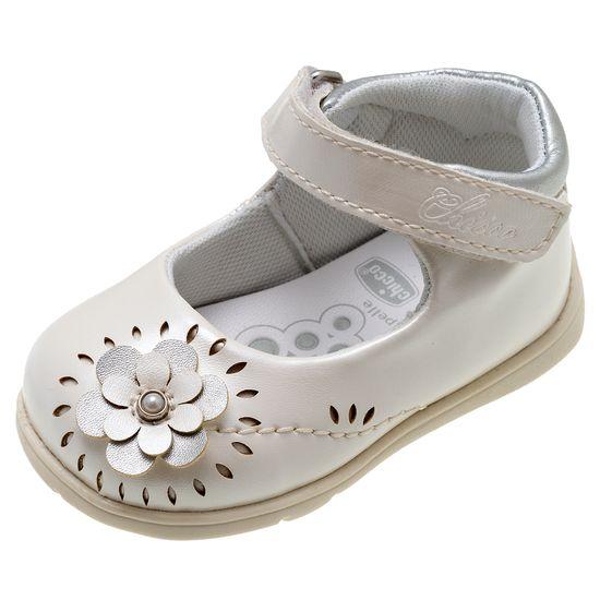 Туфли Chicco GIADY white, арт. 010.61456.300, цвет Белый