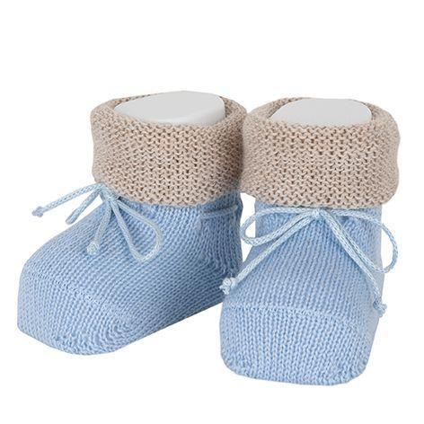 Носки-пинетки Chicco Seigneur, арт. 090.01590.021, цвет Голубой