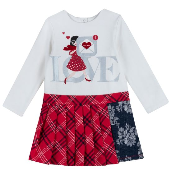 Платье Chicco Glory, арт. 090.03776.030, цвет Красный