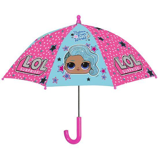 Зонтик Perletti LOL Surprise, арт. 75073, цвет Розовый