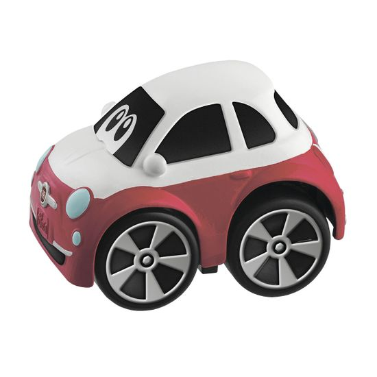 "Машинка инерционная Chicco ""Mini Turbo Touch. Fiat 500 Abarth"", арт. 07666.00"