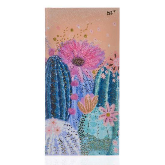 "Блокнот YES ""Opium. Cactus"", клетка, 64 л., арт. 151417"