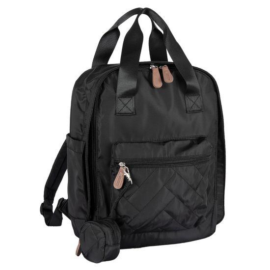 Сумка-рюкзак на коляску Chicco Dark cloud, арт. 090.46347.099, цвет Черный