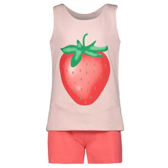 Костюм Name it Strawberry: майка и шорты , арт. 201.13175006.CCOR, цвет Коралловый