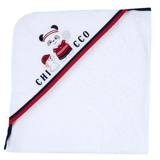 Полотенце Chicco Children's tennis, арт. 090.40986.033, цвет Красный