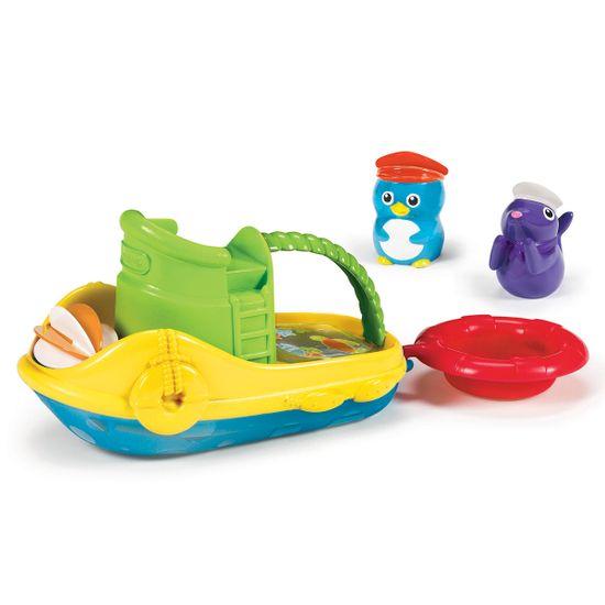 """Игрушка для ванной Munchkin """"Веселая лодочка"""", арт. 011422"""