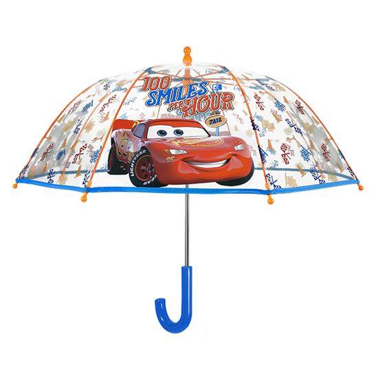 Зонтик Perletti Cars, арт. 50528, цвет Красный