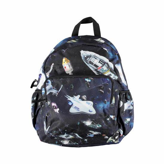 Рюкзак Molo Big Backpack Space Traffic, арт. 7W19V203.4882, цвет Синий