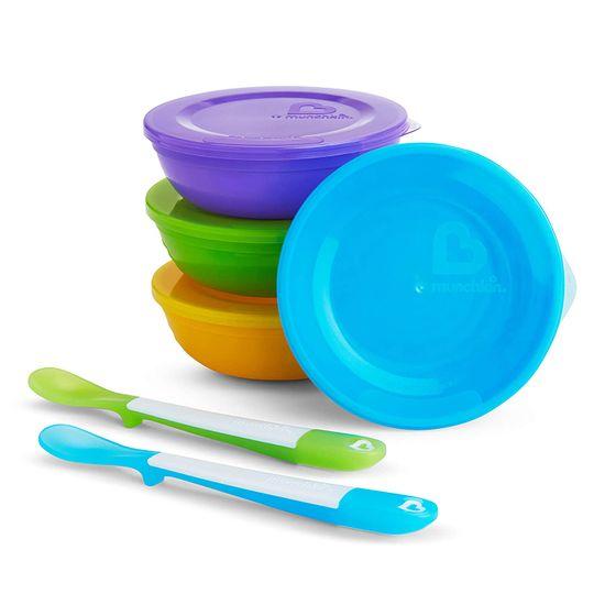 "Набор посуды Munchkin ""Love-a-Bowls"", арт. 43867"