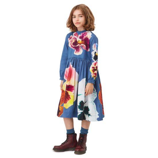 Платье Molo Cami Blue Pansy, арт. 2W21E229.7501, цвет Синий
