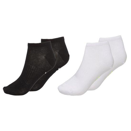 Носки (2 пары) Molo North Black, арт. 7S21G103.0099, цвет Черно-белый
