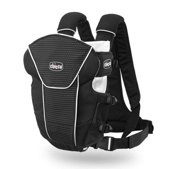 Нагрудная сумка Chicco Ultrasoft Magic, арт. 79060, цвет Черно-белый