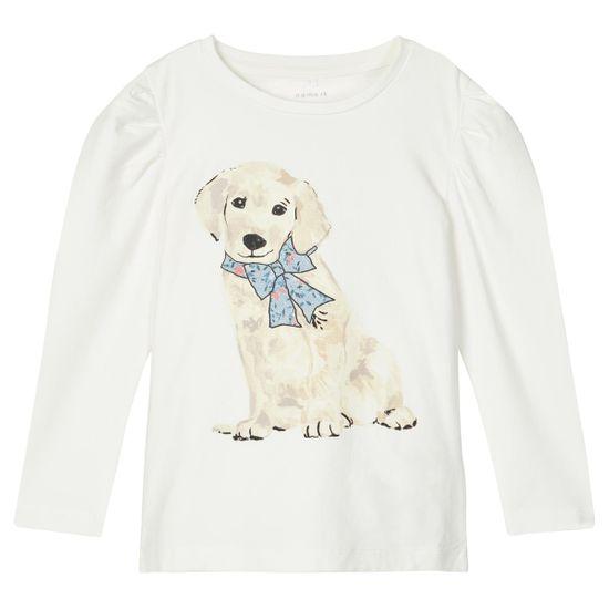 Реглан Name it Puppy, арт. 211.13186320.SWHI, цвет Белый