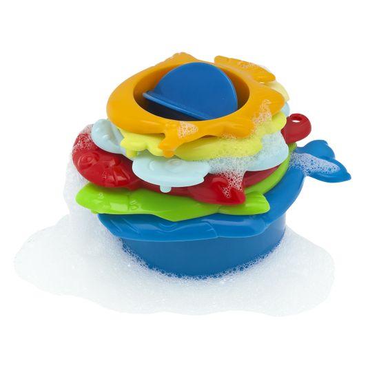 """Игрушка для ванной Chicco """"Морские обитатели"""", арт. 07513.00"""