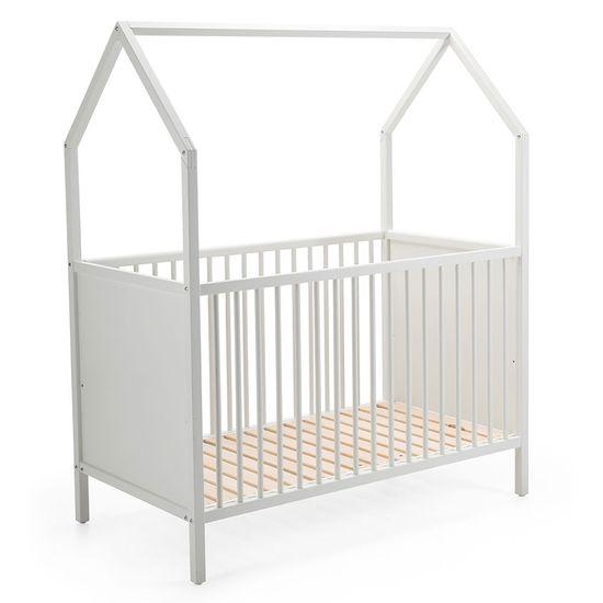 Кроватка Stokke Home™, арт. 4070, цвет Белый