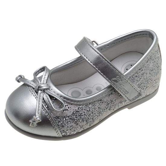Туфли Chicco CLELIANA silver, арт. 010.61646.020, цвет Серебряный